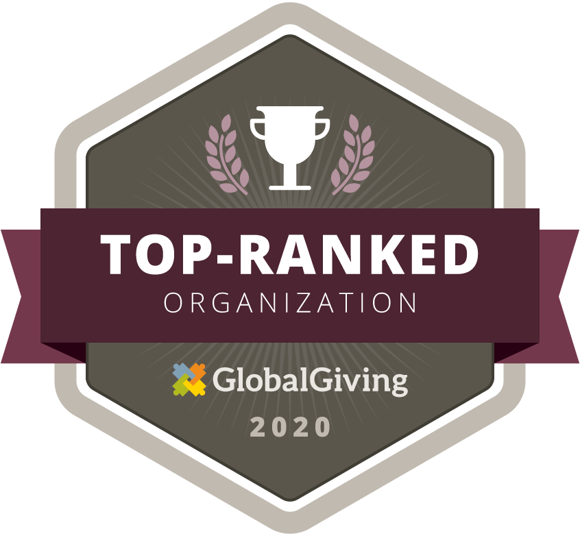 top ranked logo GlobalGiving