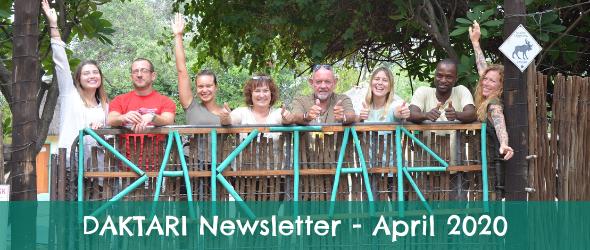 newsletter april
